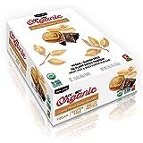 Raw Rev Organic Vegan, Gluten-Free Fruit, Nut, Seed Bars - Chunky Peanut Butter Chocolate 1.6 ounce (Pack of 12)