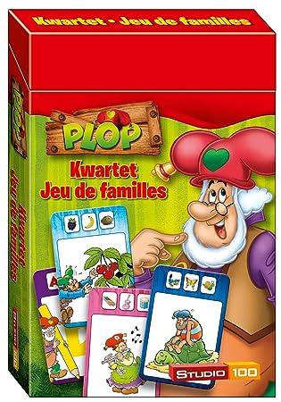 Kabouter Plop Mepl00001970 Parte Quartett En Holandes Amazon Es