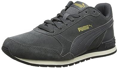 6862d5b2a0 Tênis Puma ST Runner V2 Cinza Masculino 39  Amazon.com.br  Amazon Moda