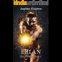 Erlan (Kacy Matthews t. 7) (French Edition) book cover