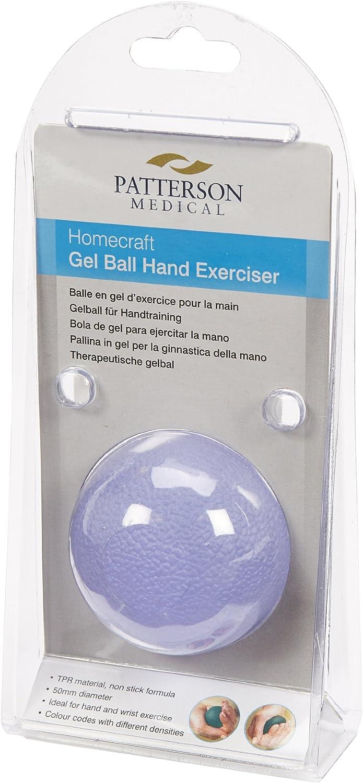 Patterson Medical Homecraft Rolyan - Pelota de gel para ejercicios ...