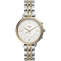 Fossil Q Womens Hybrid Smartwatch Watch with Stainless-Steel-Plated Strap, Multi,