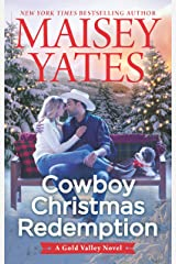 Cowboy Christmas Redemption (A Gold Valley Novel) Kindle Edition