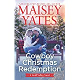 Cowboy Christmas Redemption (A Gold Valley Novel)