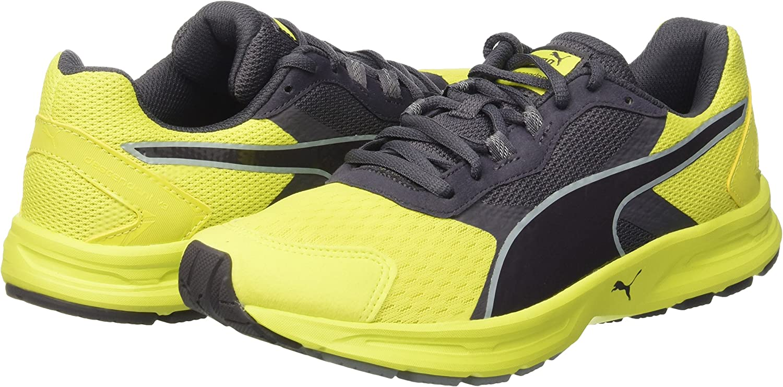 Puma Hombre Descendant V3 Zapatillas para Correr Amarillo Size: 42: Amazon.es: Zapatos y complementos