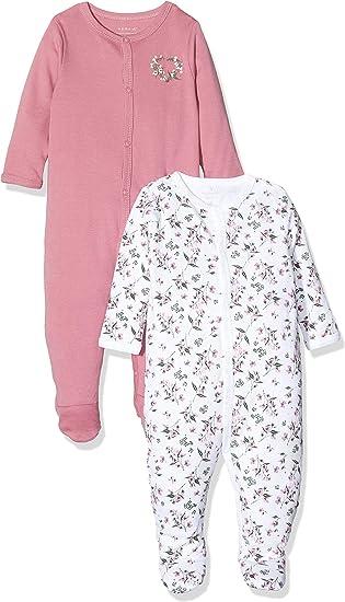 NAME IT Pijama (Pack de 2) para Bebés