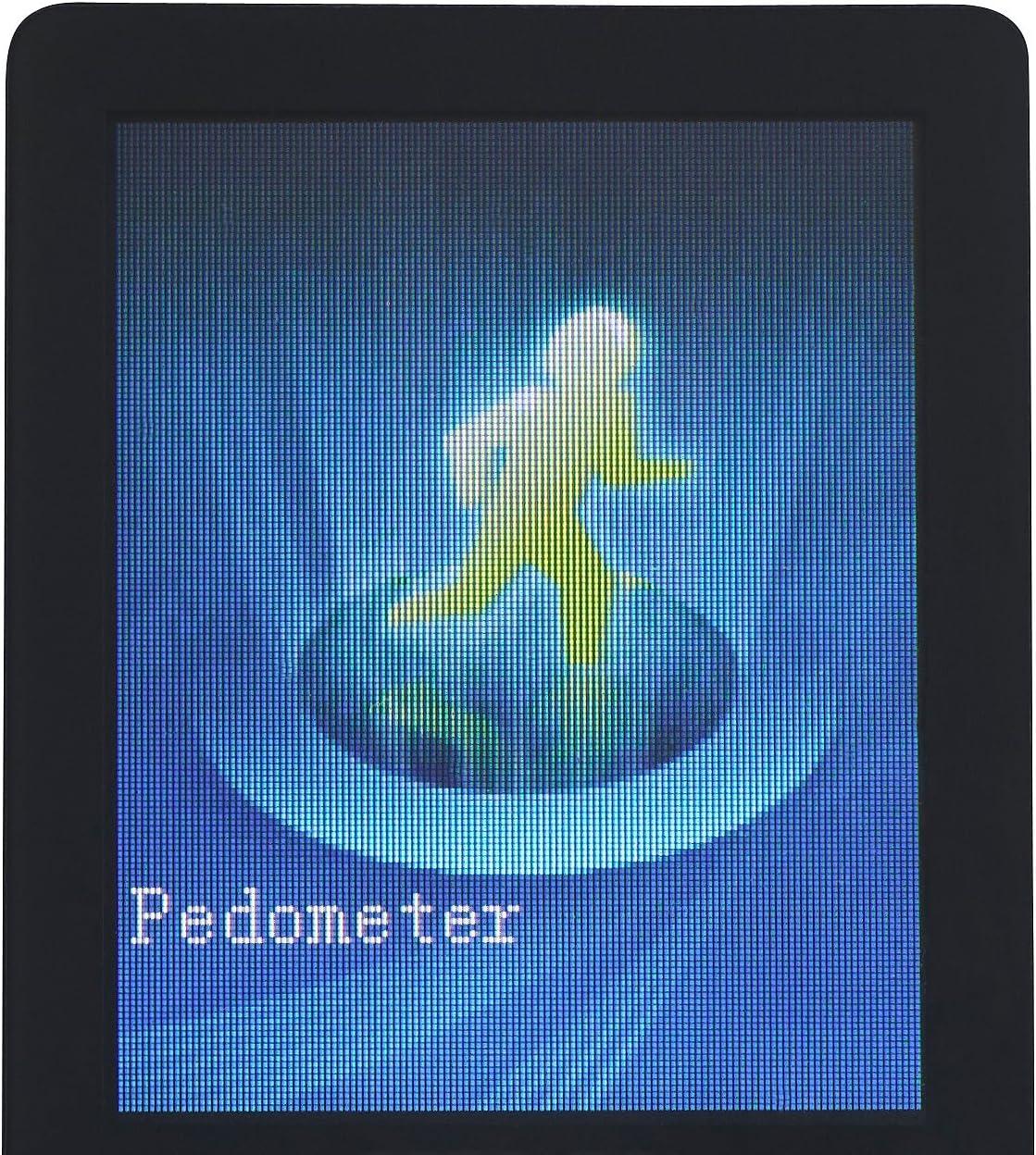 Radio /& Video Bluetooth auvisio MP3 Player Bluetooth: MP4-Player DMP-320.pm mit Pedometer MP3 Player mit Radio