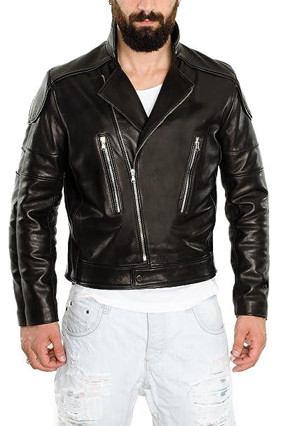 Abbigliamento In Giacca it Valerio Pelle Amazon Uomo Pellein SOxRw46q1w