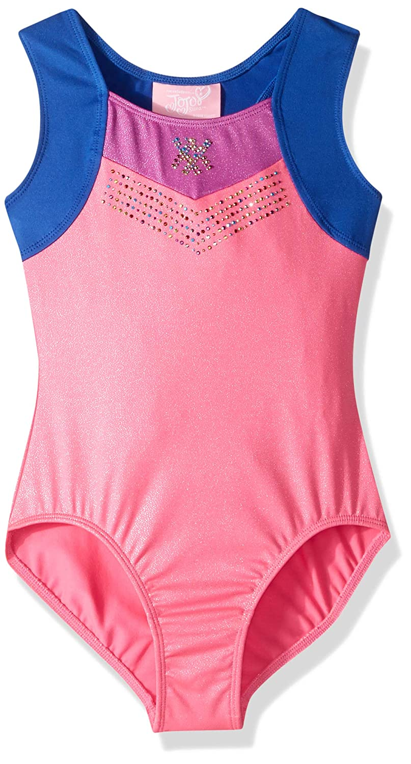 Jojo Siwa By Danskin Big Girl Power Tank Leotard DK8059