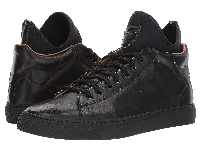 アテストーニ a. testoni メンズ シューズ スニーカー Mid Cut Sneaker [並行輸入品] B07CNXYRQ3