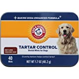 Arm & Hammer Dog Dental Treat Chews | Nubbies and Smilies Dog Dental Treats for All Dogs | Baking Soda Formula Removes…