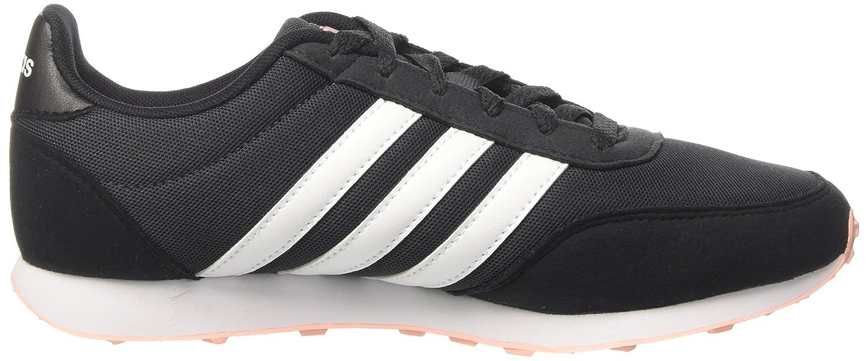 Adidas Damen Damen Adidas V Racer 2.0 Sneaker Mehrfarbig (schwarz 001) e490e9