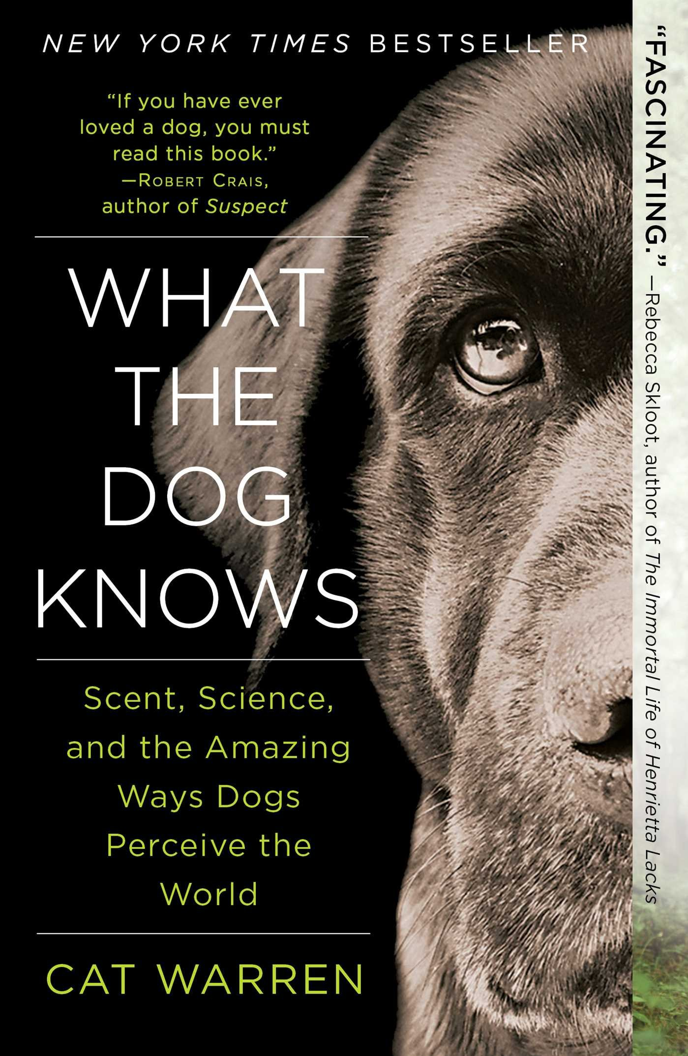 What The Dog Knows Scent Science And The Amazing Ways Dogs - Take look inside one amazing cat sanctuaries world