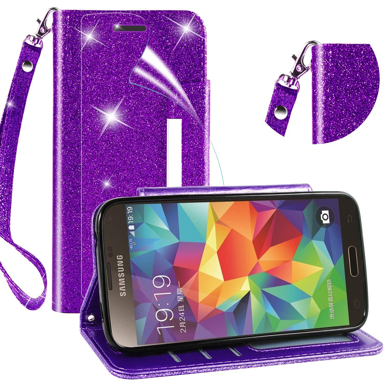BEBEST Samsung Galaxy S5 Case, Galaxy S5 Wallet