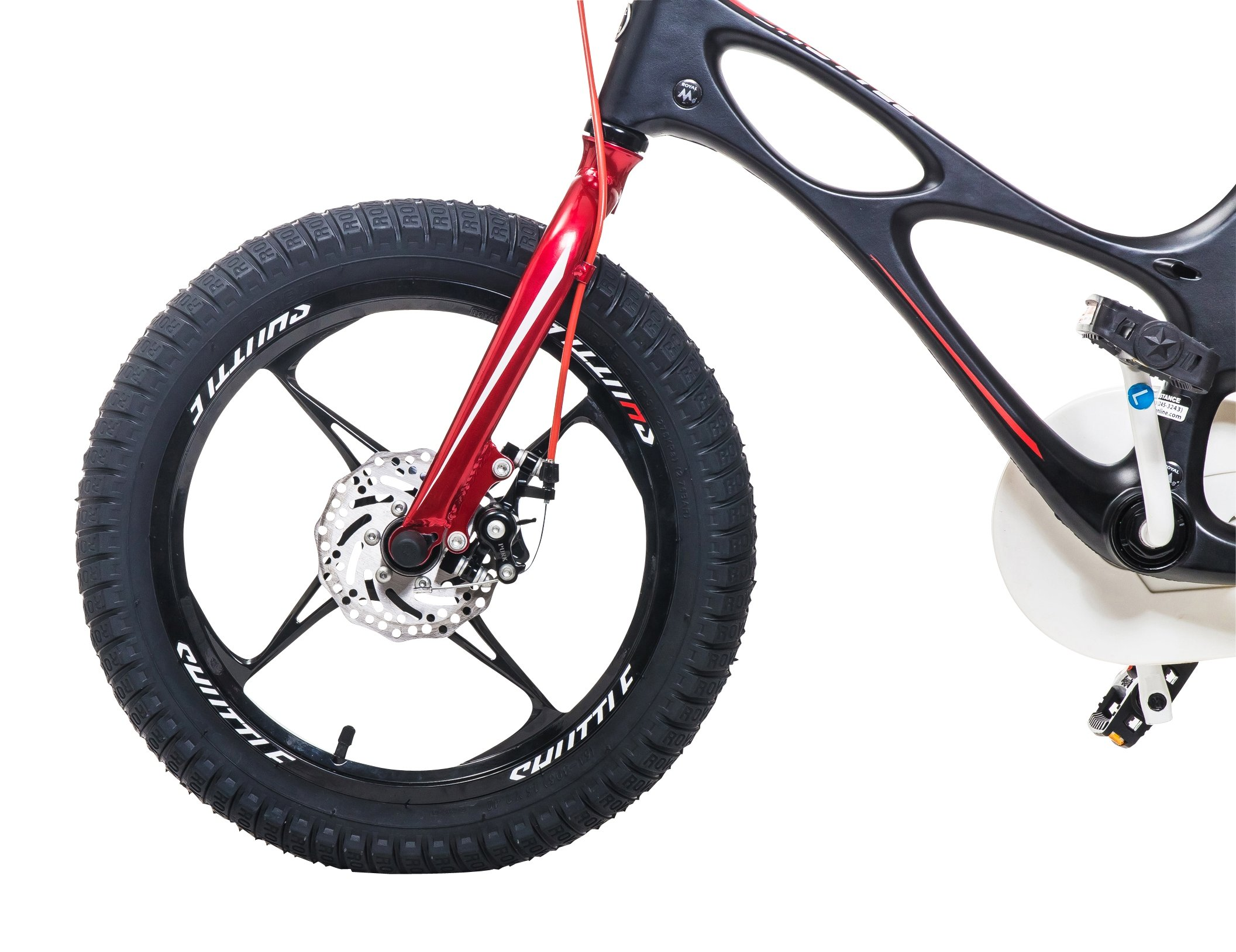 Royalbaby Space Shuttle Magnesium Kid's Bike, 14 16 18 inch wheels, three colors available