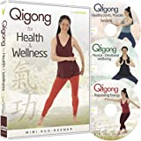 Qigong for Health & Wellness (3 DVD Box Set) with Mimi Kuo-Deemer