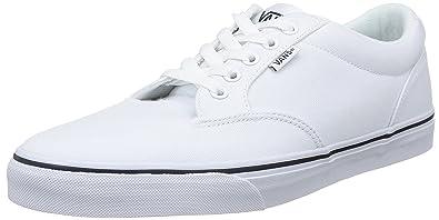 sneaker herren vans weiß