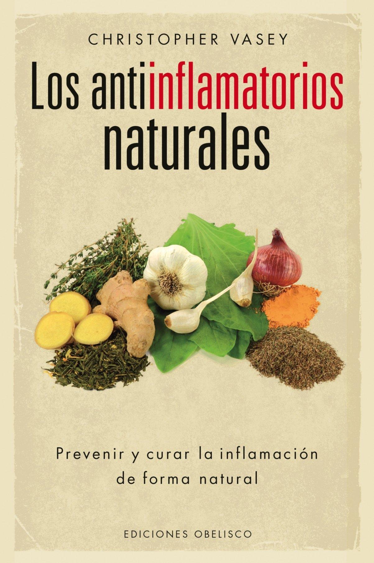 Download Los antiinflamatorios naturales (Salud Y Vida Natural) (Spanish Edition) pdf