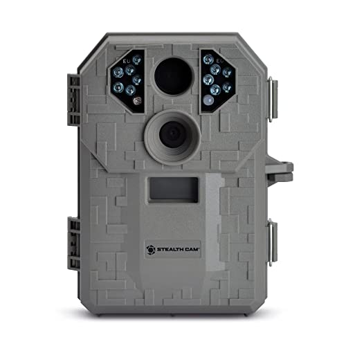 Stealth Cam P12 6 Megapixel Digital Scouting Camera, Tree Bark