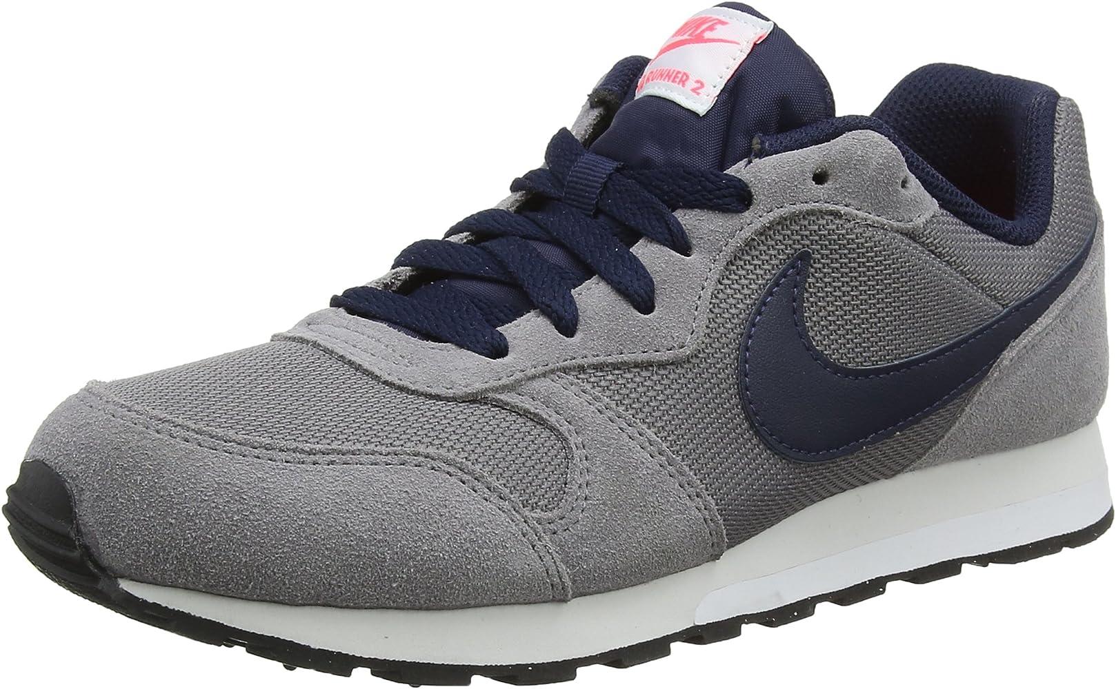Nike MD Runner 2 (GS), Zapatillas de Trail Running para Hombre ...
