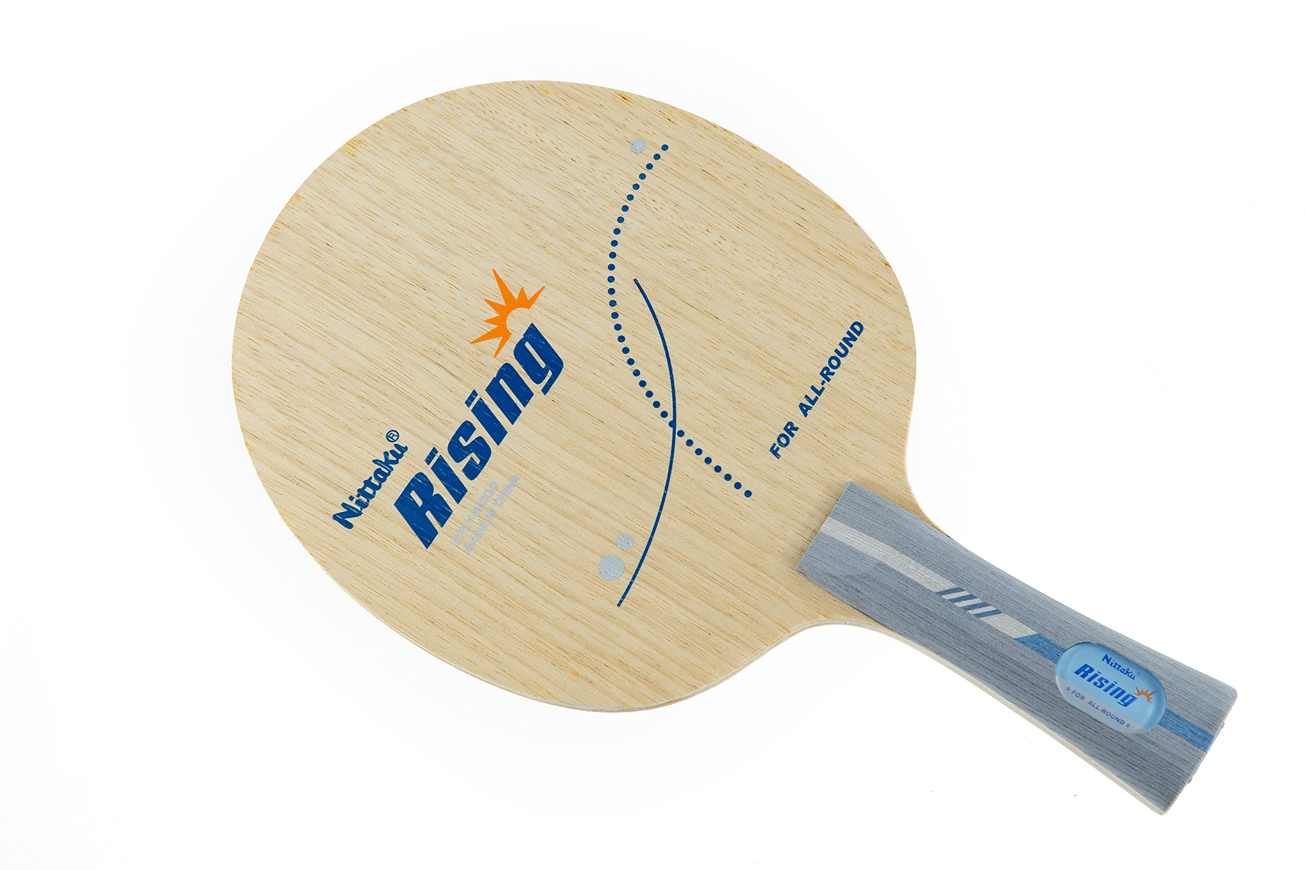 Nittaku Rising FL Table Tennis Racket