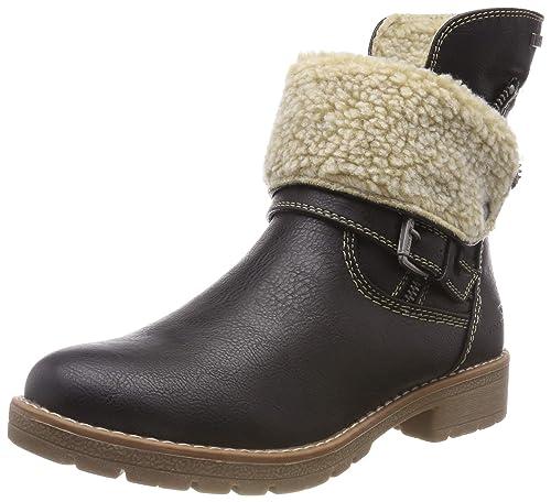 separation shoes d2761 a56df Tom Tailor 5892007, Stivaletti Donna: Amazon.it: Scarpe e borse