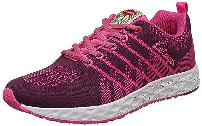 Pink/DK.Pink Running Shoes-8 UK/India