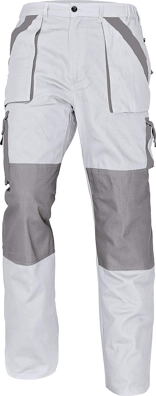 Colori Diversi Pantaloni da Lavoro in Cotone da Uomo Max Stile Cargo