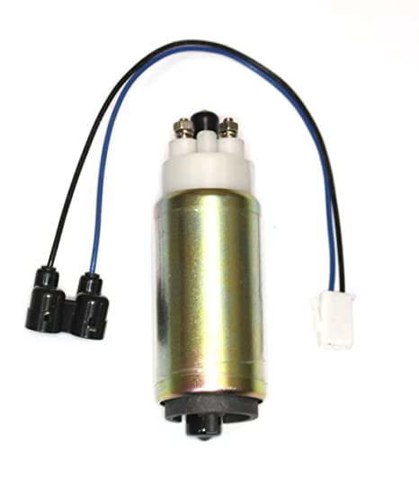 amazon com: new marine jetski fuel pump compatible with kawasaki 05-11 stx  12f 15f oem #49040-3718: automotive