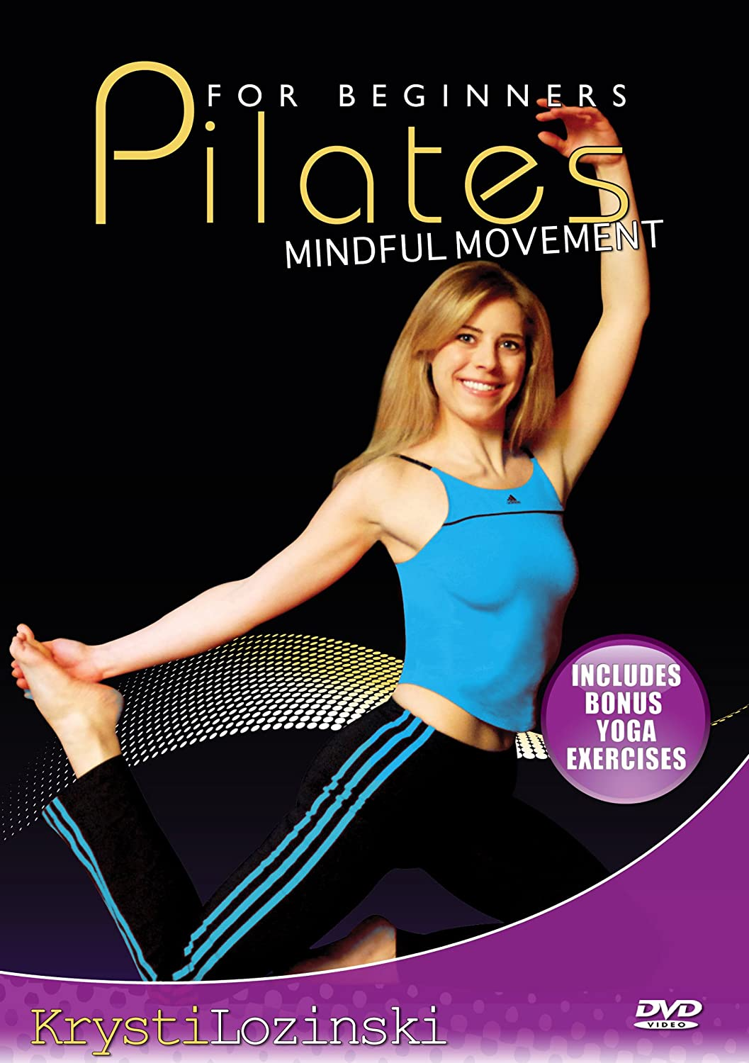 Amazon.com: Pilates For Beginners DVD: Mindful Movement ...