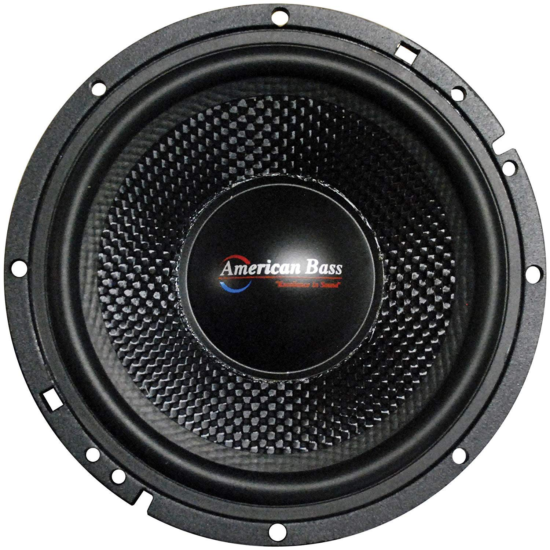 American Bass Usa VFL 65MB 350W Mid Range 6.5 Speaker