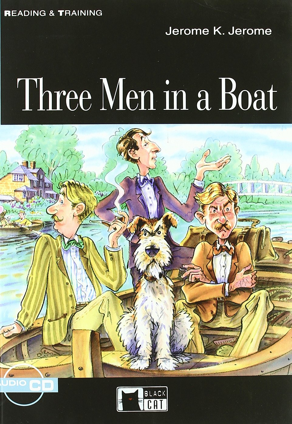 Download Three Men in a Boat (Reading & Training: Step 3) ebook