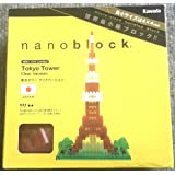 限定 nanoblock 東京タワー クリアバージョン