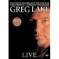 Greg Lake - Live(slimcase)