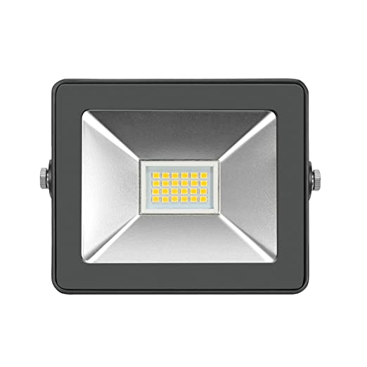 LightED Proyector LED 10 W, Negro 131 x 110 x 33 mm: Amazon.es ...