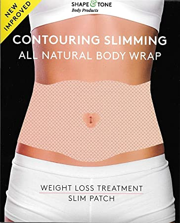 0d391f8d45 Amazon.com : Contouring Slimming All Natural Body Wrap (5) : Beauty
