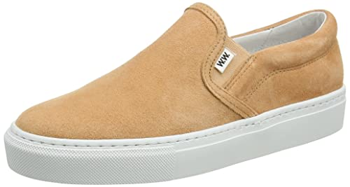 Wood Wood Shoes 11710505-9956, Slip On Unisex Adultos, Beige (Peach Beige), 36 EU