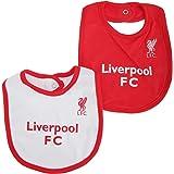 Liverpool Baby 2pk Bib