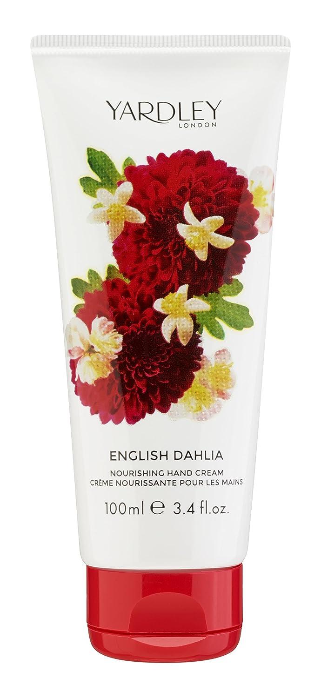 Yardley London English Dahlia Hand Cream 100 Ml Beauty Bri Edt 125