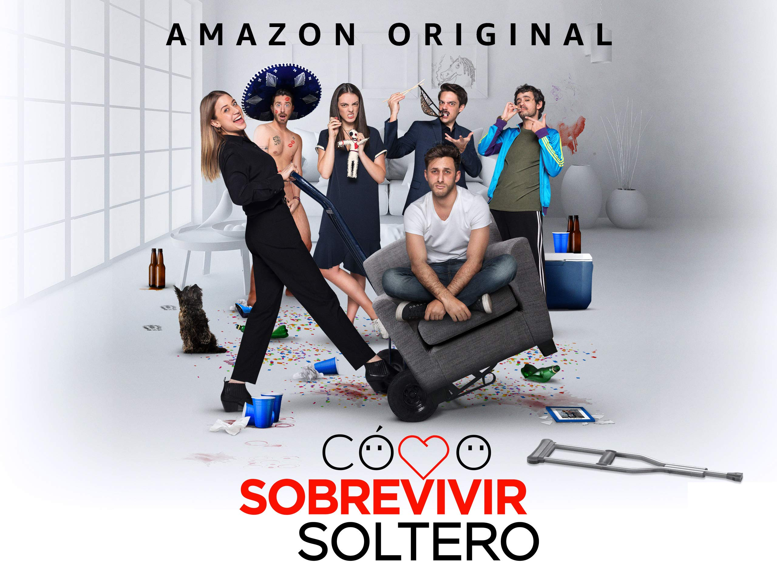 Watch Cómo Sobrevivir Soltero Season 1 Prime Video