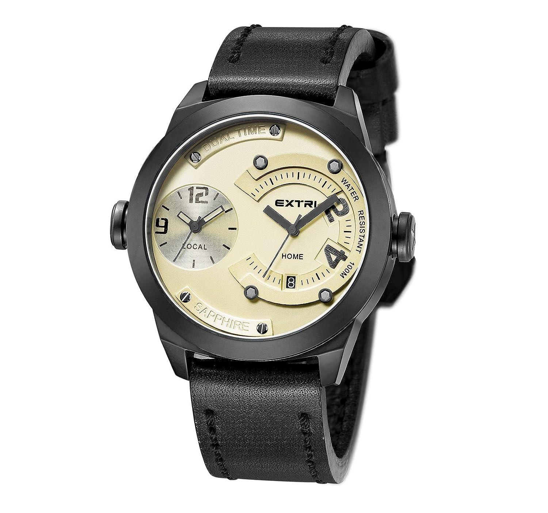Extri Herren-Armbanduhr X3015D