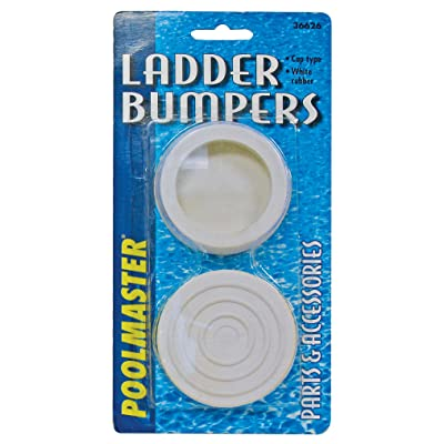 Poolmaster 3662 Swimming Pool Ladder Bumper Cap Set, 2-3/4 Inch - Outside Cap Fit : Swimming Pool Ladders : Garden & Outdoor