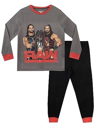 Pigiama a maniche lunga per ragazzi WWE John Cena