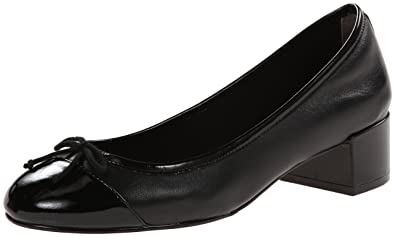 Womens Shoes Cole Haan Sarina Pump Black/Black Patent