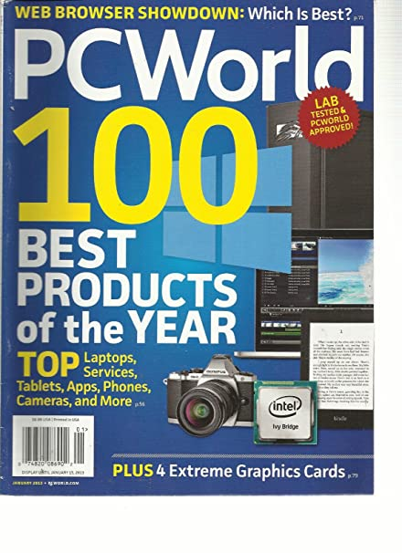PC WORLD JANUARY 2013 DOWNLOAD