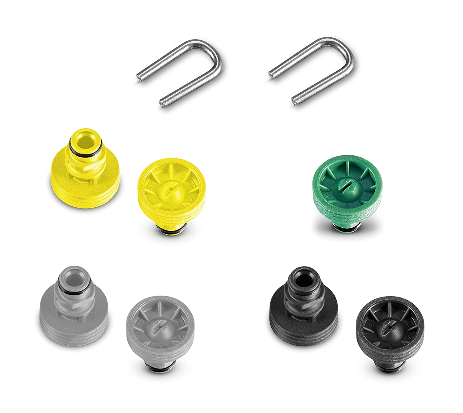 Kärcher 2.643-338.0 Replacement Nozzle Accessories, Yellow