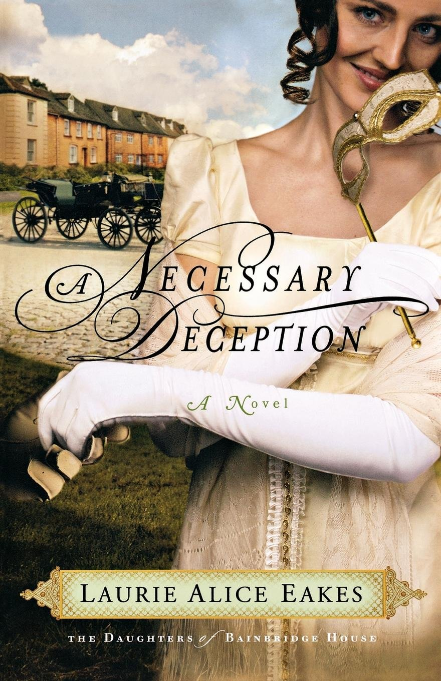 Download A Necessary Deception: A Novel (The Daughters of Bainbridge House) (Volume 1) pdf