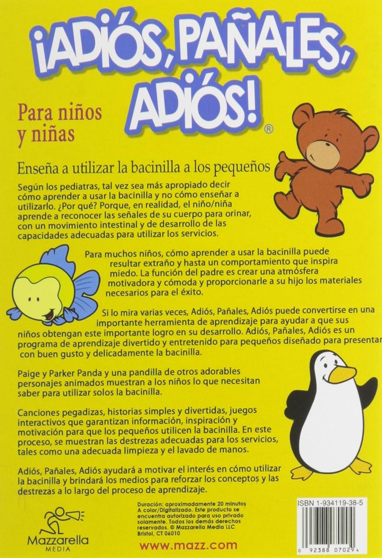 Amazon.com: Adios, Panales, Iadios Go Po: Adios Panales Iadios Go Po: Movies & TV