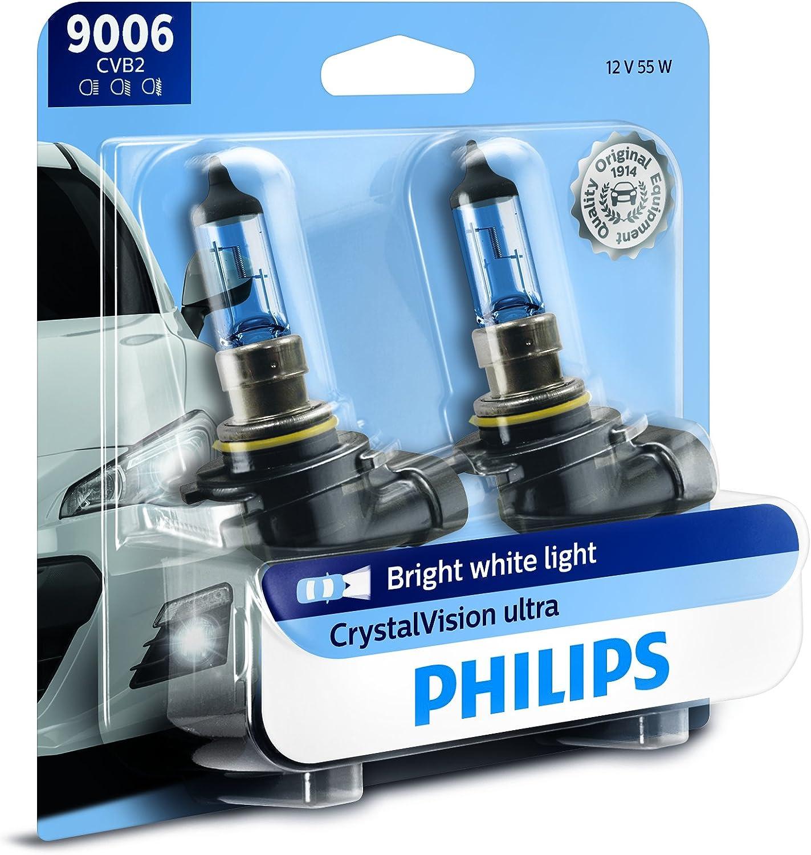 Philips 9006 CrystalVision bulb