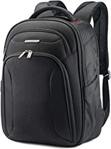 Samsonite Xenon 3.0 Slim Backpack Laptop, Black, Medium